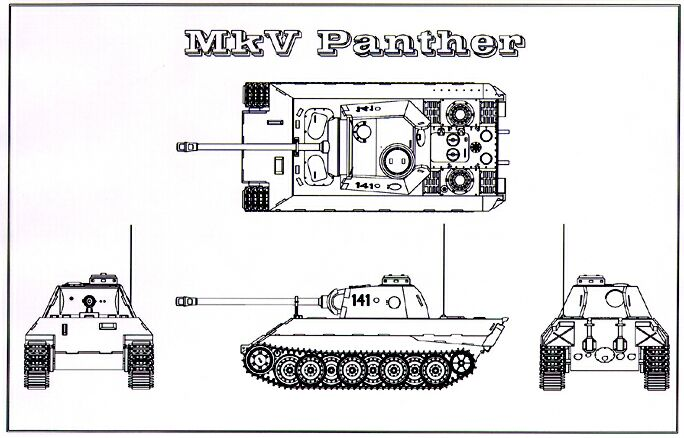 panther panzer video